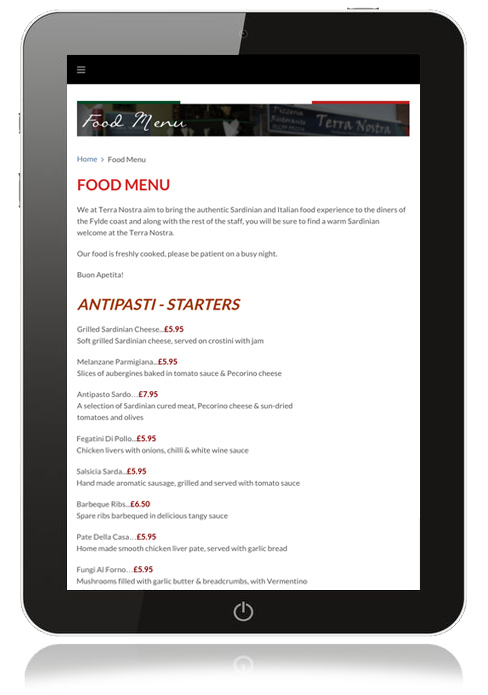 ipad-italian-website