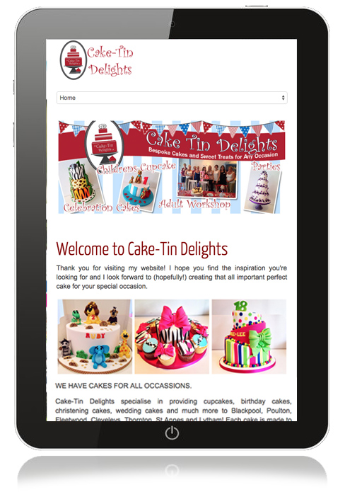 ipad-cake-website